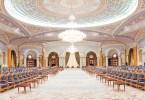 """قاعة احتفالات في """"الريتز كارلتون"""" ، الرياض ـ السعودية"""