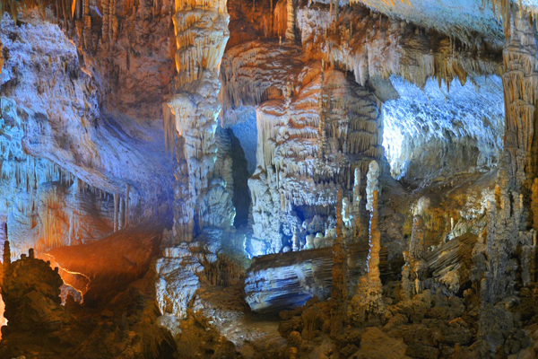 السياحة - السياحة في لبنان Jeita-grotto-lebanon-05