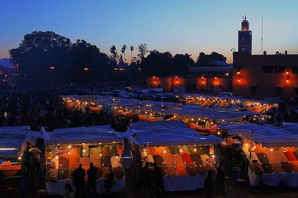 رحلة إلى المدينة الحمراء.. مراكش المغربية