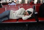 نصائح للنوم في المطارات (الصورة: myeuropeadventure.blogspot.com)