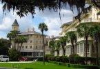 حدائق ومباني تاريخية تعبر عن ذوق الفترة القديمة