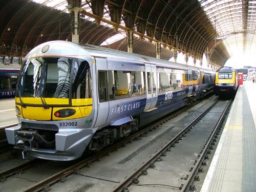 قطار هيثرو اكسبريس