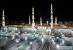 إنجاز 50 % من الإزالة الشرقية لتوسعة المسجد النبوي
