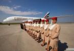 """55 مليار درهم إنفاق """"طيران الإمارات"""" على الموظفين خلال 10 سنوات"""