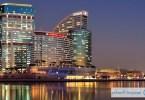 فنادق إنتركونتيننتال دبي فيستيفال سيتي