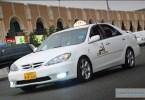 تاكسي ذكي في جدة