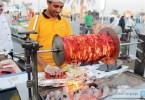 مهرجان الشواء في القرية العالمية