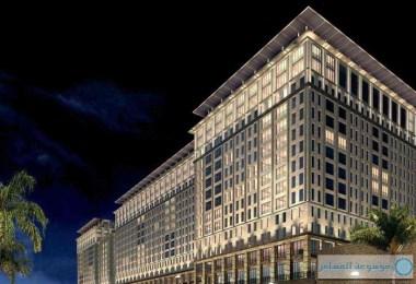 فندق الريتز- كارلتون مركز دبي المالي العالمي