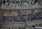 تجمع المسلمين في موسم الحج