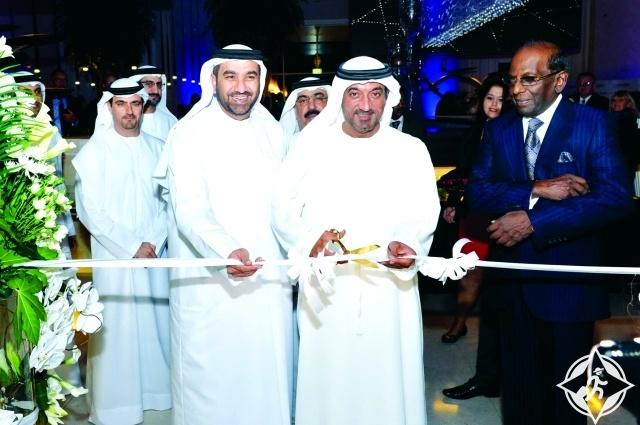 حفل افتتاح لو رويال كلوب التوسعة الجديدة لفندق لو ميريديان دبي