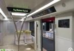 عربات مترو الرياض