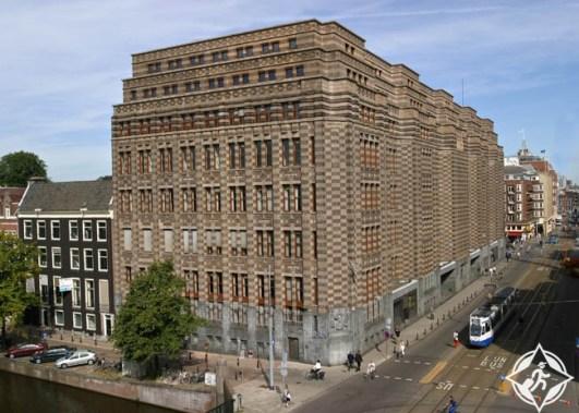 أمستردام في أرشيف المدينة  Stadsarchief