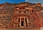 البتراء الأردنية
