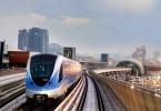 المواصلات العامة في دبي
