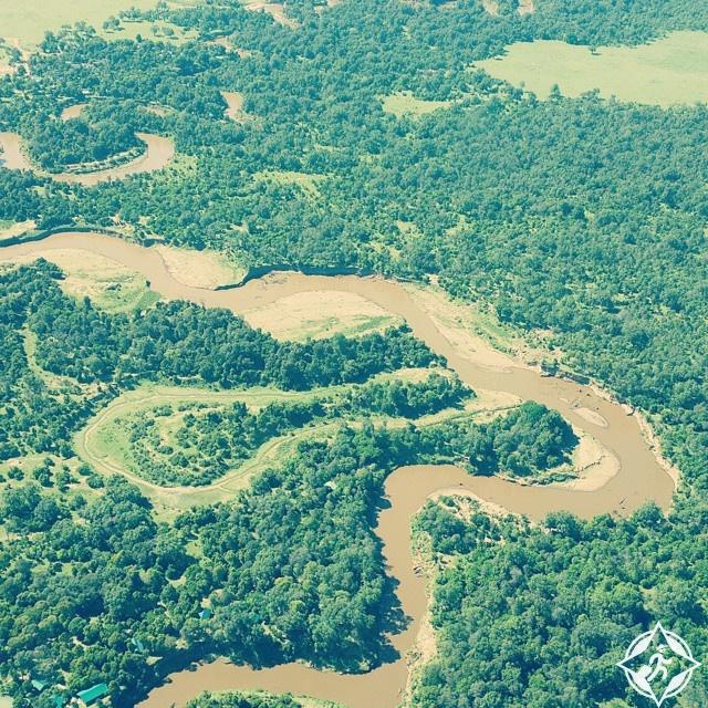 نهر مارا في أفريقيا