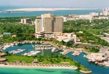 فنادق انتركونتيننتال أبوظبي