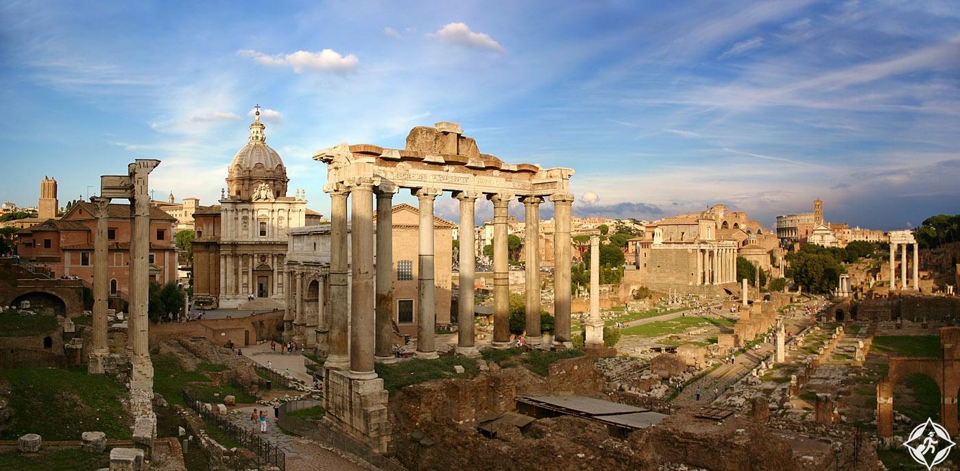 أهم الأماكن السياحية في روما.. معلومات وصور