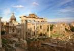 الأماكن السياحية في روما