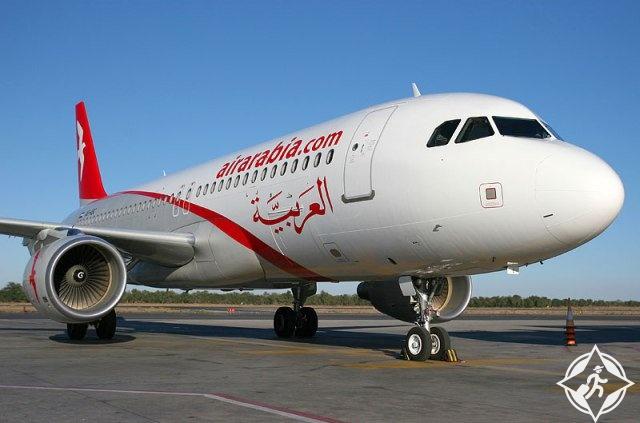العربية للطيران لا تعتزم خفض أسعار تذاكر الطيران حالياً