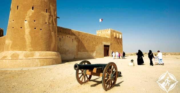 قلعة الزبارة