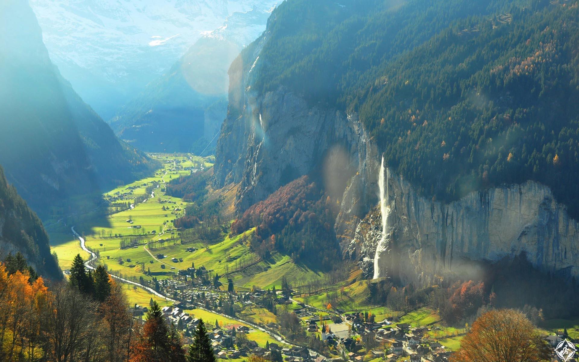 20 معلومة لا تعرفها عن سويسرا