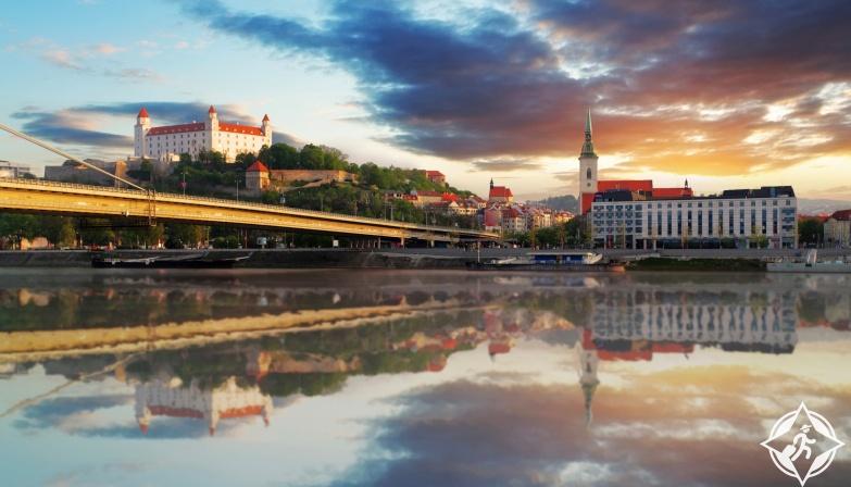 براتيسلافا في سلوفاكيا