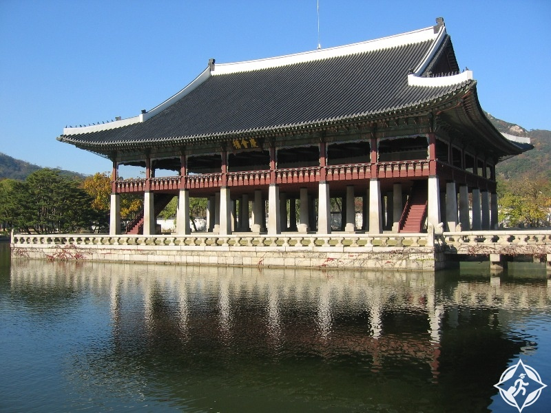 قصر جيونج Gyeongbokgung