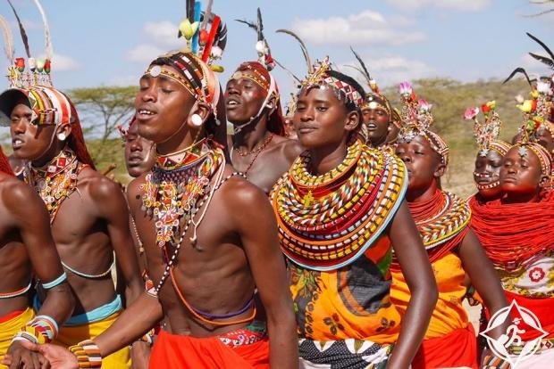 قبائل كينيا
