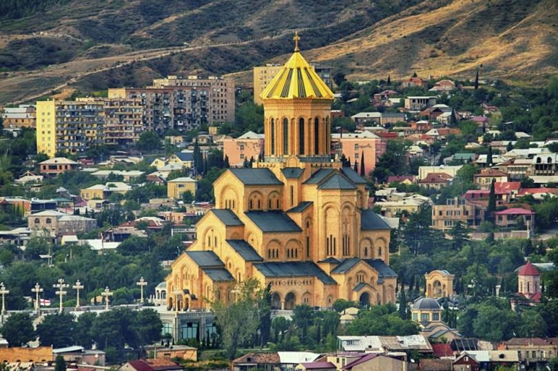 مدينة تبليسي