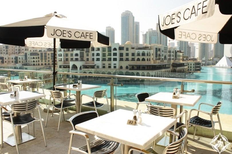 مطعم Joe's Cafe