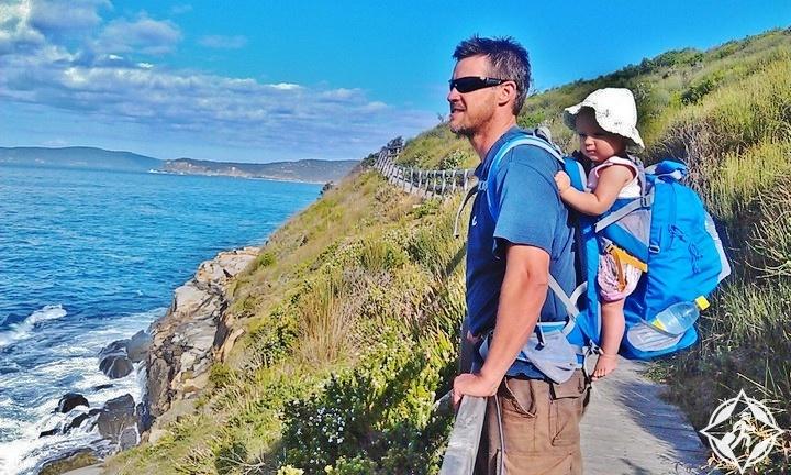 السفر مع أطفالك