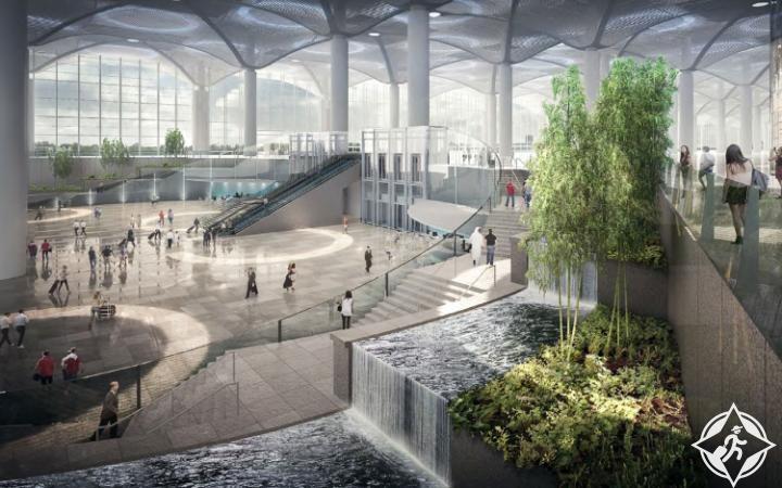 مطار اسطنبول الجديد3
