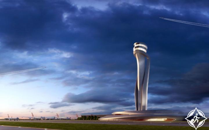 مطار اسطنبول الجديد5