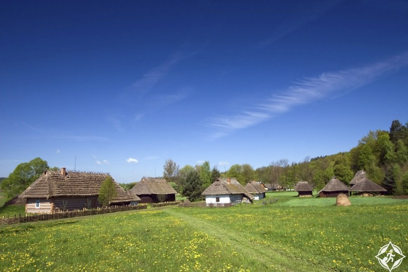 المناظر الطبيعية في بولندا