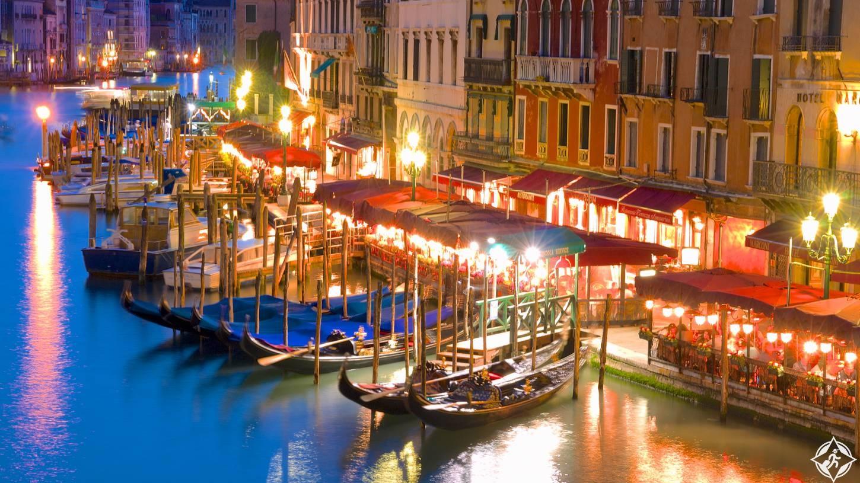 ما هي أفضل وجهات إيطاليا في شهر العسل ؟