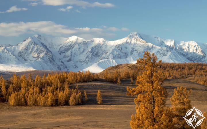 جبال الطاي الذهبية
