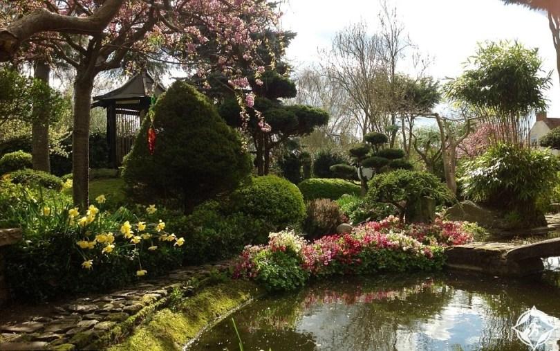 حديقة بيور لاند اليابانية