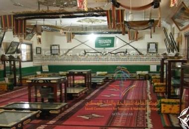 متحف الفصام في وادي الدواسر