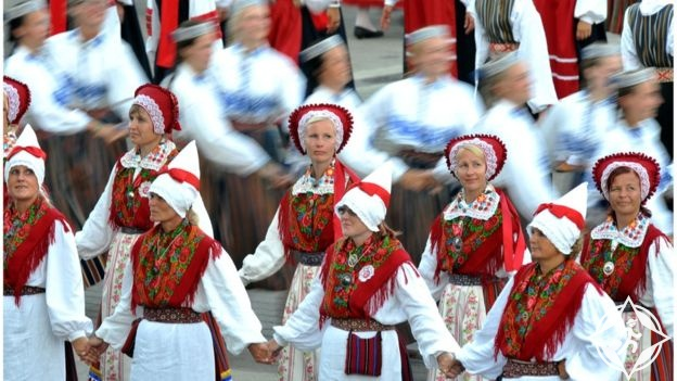 مهرجانات استونيا