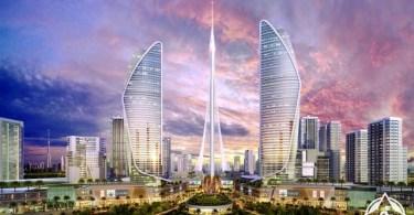 برج خور دبي