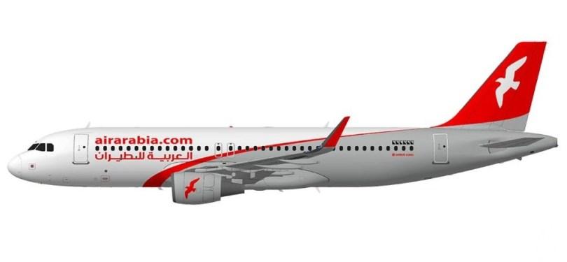 العربية للطيران 2