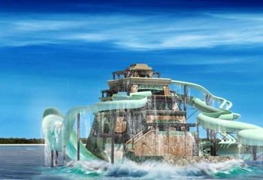 مدينة اكوافنتشر المائية بدبي 2