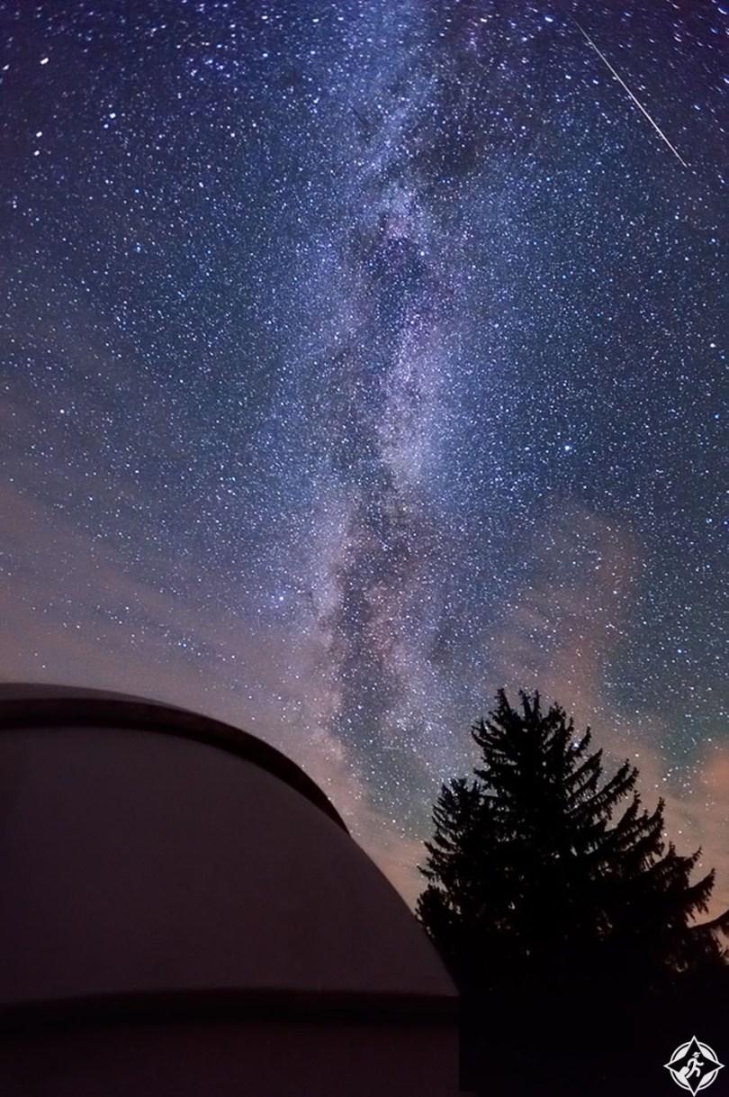 أمريكا-ولاية بنسلفانيا-مجرة درب التبانة-أجمل صور الفضاء