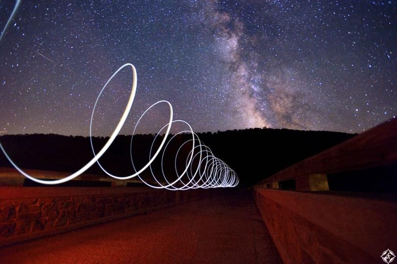 أمريكا-ولاية بنسلفانيا-نيزك بيرسيد-أجمل صور الفضاء