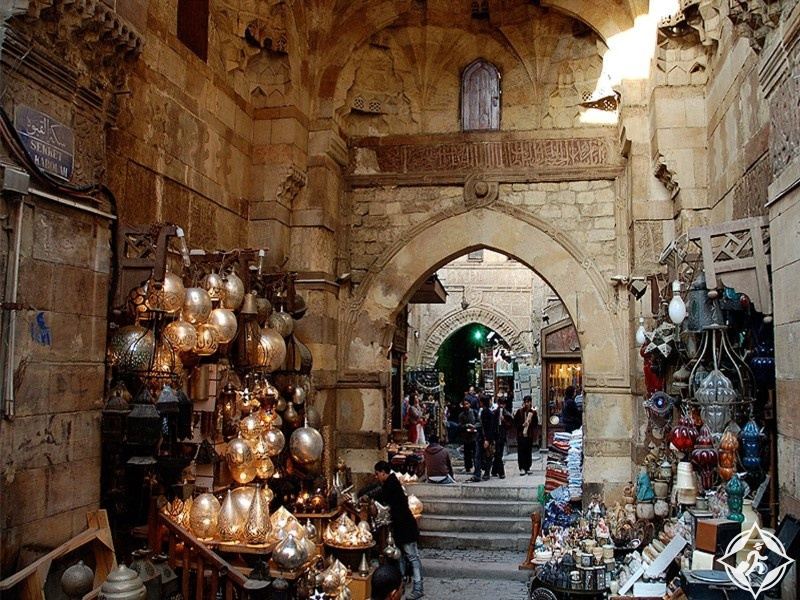 48a6b73d25e24 جولةٌ مصورة وشاملة حول أشهر الأسواق الشعبية في القاهرة
