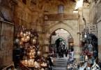 الأسواق الشعبية في القاهرة