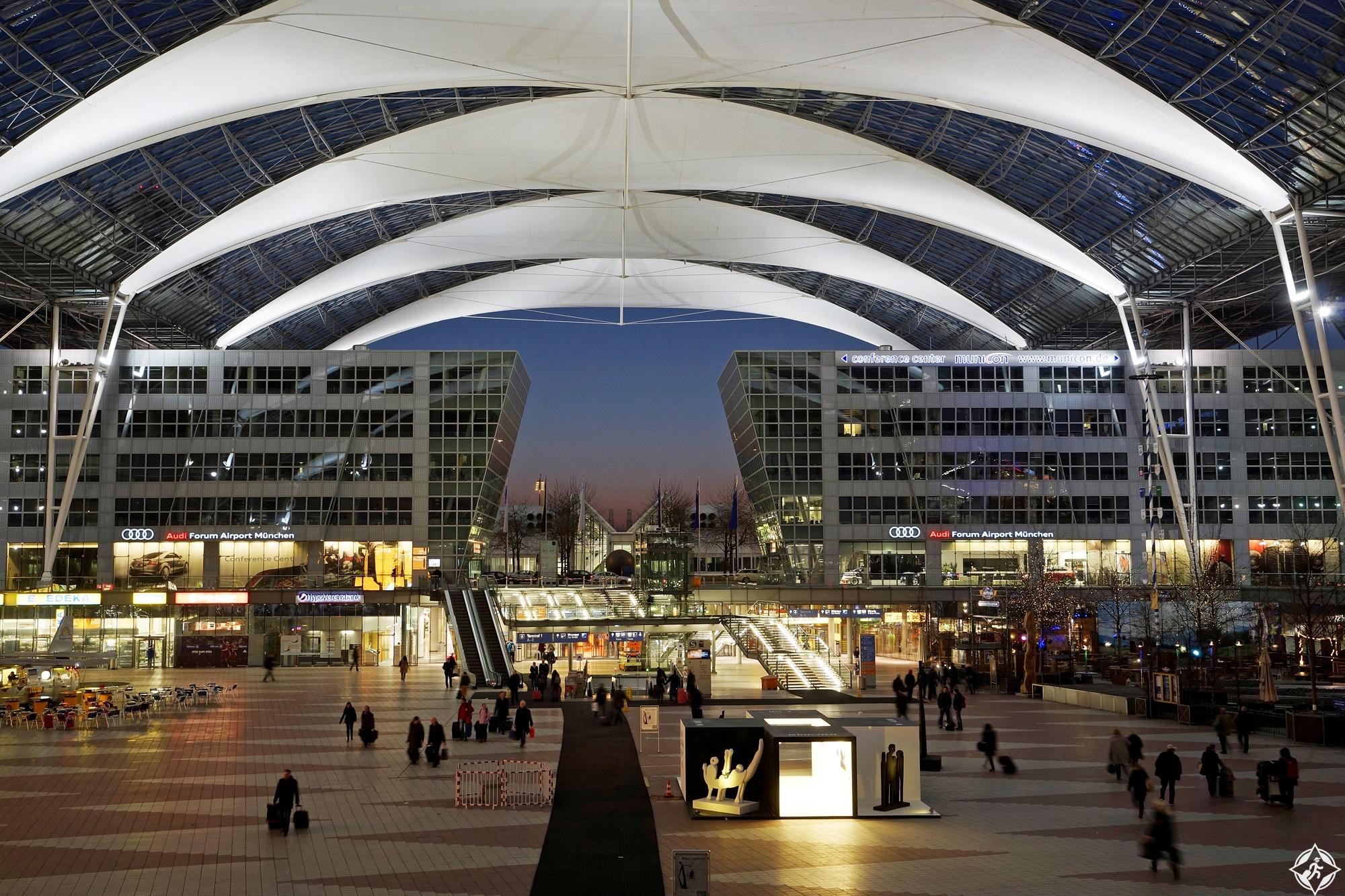 نتيجة بحث الصور عن مطار ميونخ الدولي