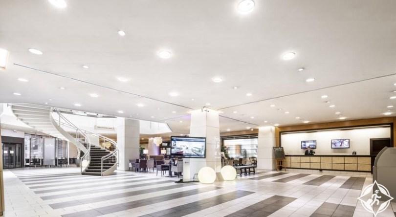 ألمانيا-دوسلدورف-فندق نيكو دوسلدورف-أفضل فنادق دوسلدورف