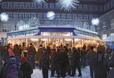 دوسلدورف بالشتاء