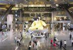 مطار حمد الدولي الدوحة
